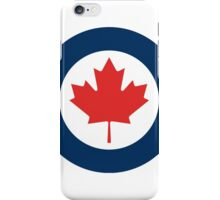 Canadian Roundel iPhone Case/Skin