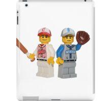 LEGO Baseball Players iPad Case/Skin