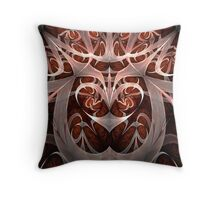 Lonesome Heart Throw Pillow
