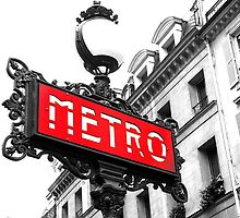 Metro - Paris - EmmyLee Photografee by emmylee