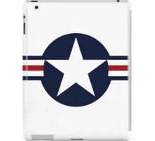 USA Air Force Logo iPad Case/Skin