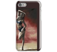 Sultry Dancer iPhone Case/Skin