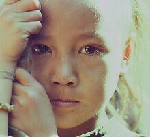 Na Boo, 1979, far northwest Thailand. by John Spies