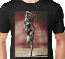 Sultry Dancer Unisex T-Shirt