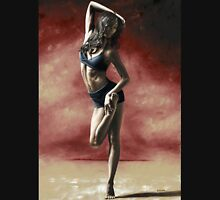 Sultry Dancer Unisex T-Shirt