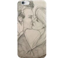 Stevie Nicks and Lindsey Buckingham iPhone Case/Skin