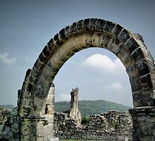 Abbey Arch by Robert Gipson