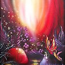Magical Paintings By Sherry Arthur by Sherry Arthur