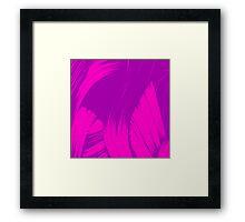 Moda Purple Framed Print