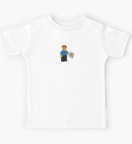 LEGO Male Hiker Kids Tee