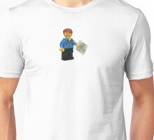 LEGO Male Hiker Unisex T-Shirt
