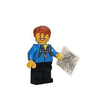 LEGO Male Hiker by jenni460