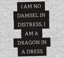 Damsel in Distress Kids Tee