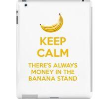 KEEP CALM BANANAS iPad Case/Skin