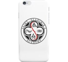Vampire Academy - Saint Vladimir's Academy Crest iPhone Case/Skin