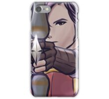 Wolf of the Plains iPhone Case/Skin