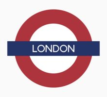 London Underground by vintage-shirts