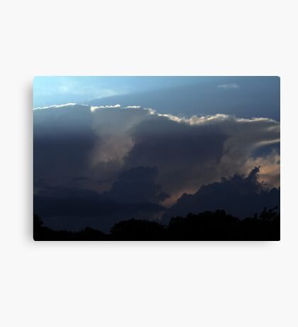 Cloudscape 9 Canvas Print