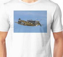 "Republic TP-47G Thunderbolt 42-25068/WZ-D ""Snafu"" Unisex T-Shirt"