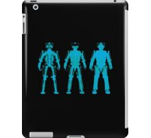 X-ray Cybermen iPad Case/Skin