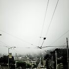 foggy San Francisco by pimp