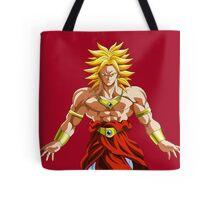 Broly Super Saiyan Tote Bag