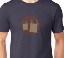 Troy and Abed in SPACE SHIPS Unisex T-Shirt
