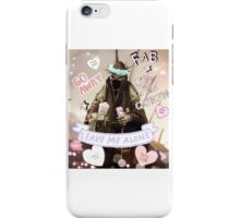 Witch King of Starbucks (Angmar) Pastel Ver. iPhone Case/Skin