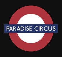Paradise Circus Metro Station by vintage-shirts
