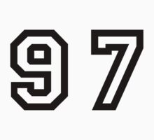 Number Ninety Seven by sweetsixty