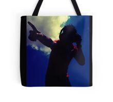 Dark Deejay Tote Bag