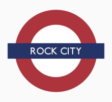Rock City Underground Station by vintage-shirts