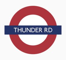 Thunder Road Metro Station by vintage-shirts