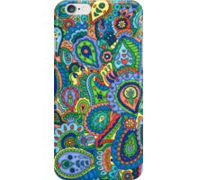 Paisley 2 iPhone Case/Skin