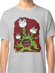 Kitty Monster Classic T-Shirt