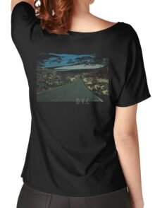 Death Valley California Women's Relaxed Fit T-Shirt