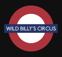 Wild Billys Circus Metro Underground Station Kids Clothes