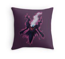 Darkrai Throw Pillow