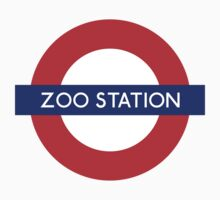 Zoo Station London Underground by vintage-shirts