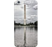 Silver Historical Reflections iPhone Case/Skin