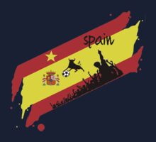 World Cup Spain by Mohamed Alajmi