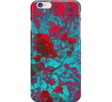 3D Flora iPhone Case/Skin