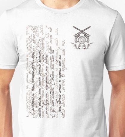 Exorcizamus te... Unisex T-Shirt