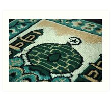 masjid carpet Art Print
