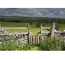 Gateway to the Dales Photographic Print