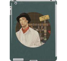 King of toilet paper rolls iPad Case/Skin