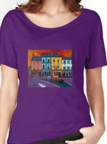 Main Street, Skibbereen, Cork Women's Relaxed Fit T-Shirt