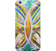 Details of Transformation: Inner Power Painting iPhone Case/Skin