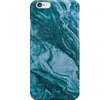 Turquoise Marble iPhone Case/Skin