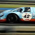 Porsche 917 by Paul Woloschuk